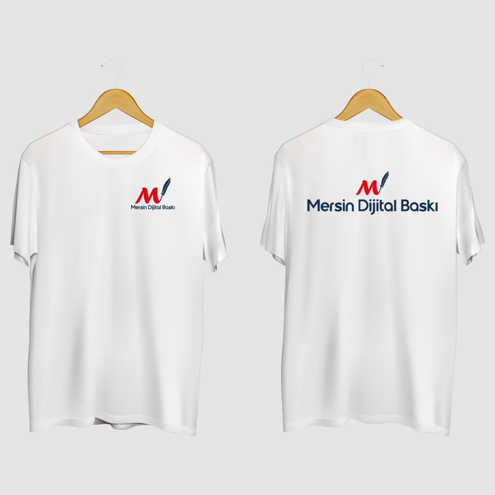 Baskılı Tshirt - Çift Yön